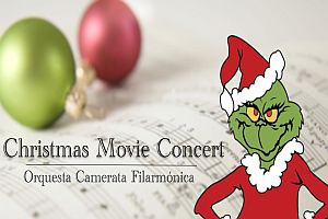 CHRISTMAS MOVIE CONCERT 2018